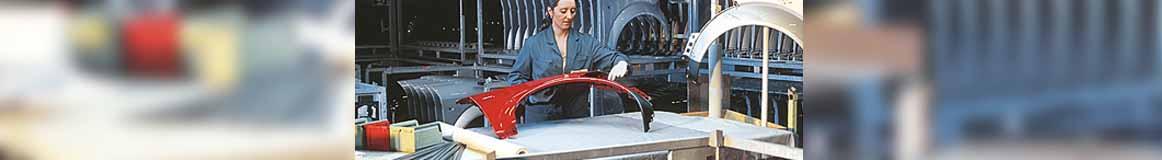 Kontraktlogistik für die Automobilindustrie von CargoLine
