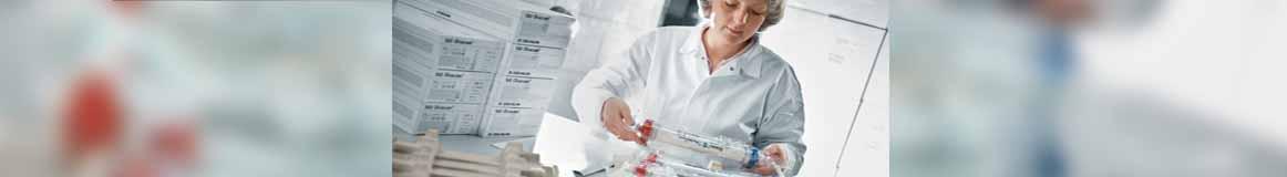 Kontraktlogistik für die Healthcare- und Pharmaindustrie von CargoLine