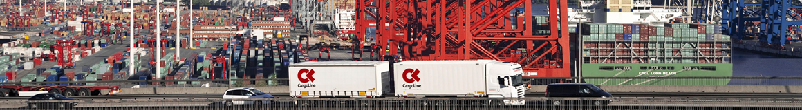 Transportlogistik mit CargoLine