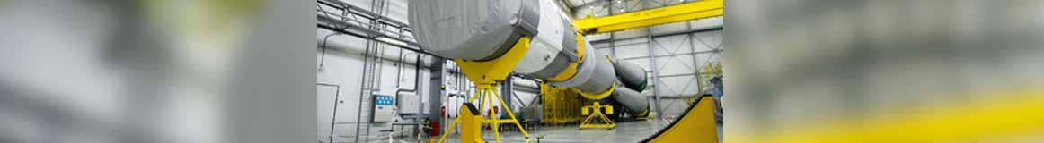 Kontraktlogistik für Luft- und Raumfahrttechnik von CargoLine